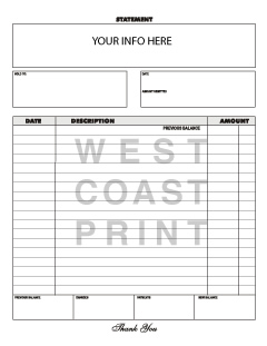 FREE NCR Form Templates